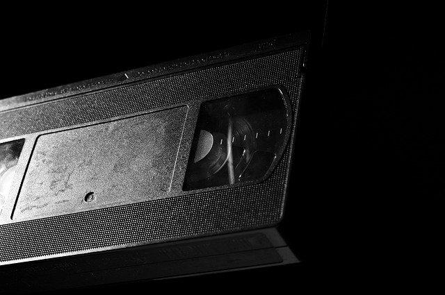 奇妙なビデオテープ