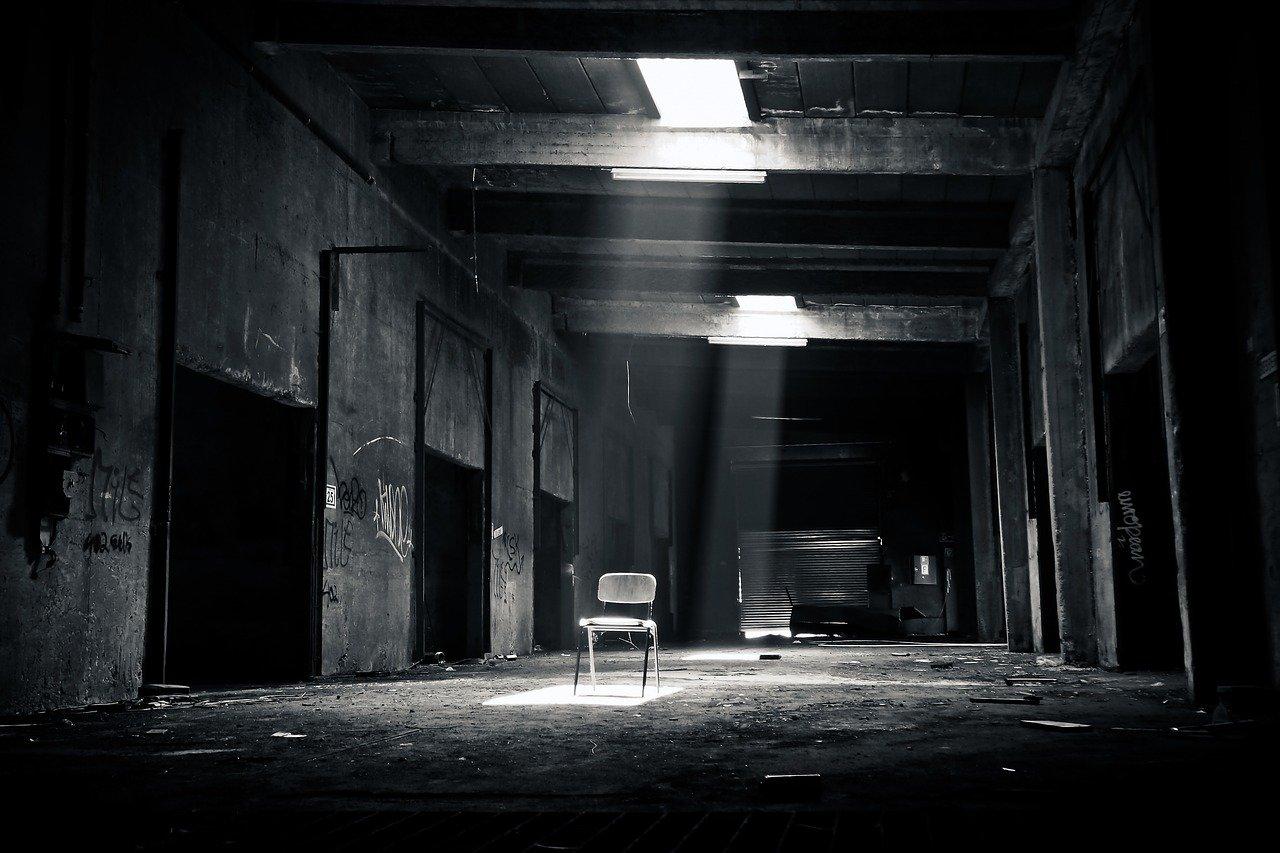 S県にある心霊スポット、廃ホテルSでの実体験