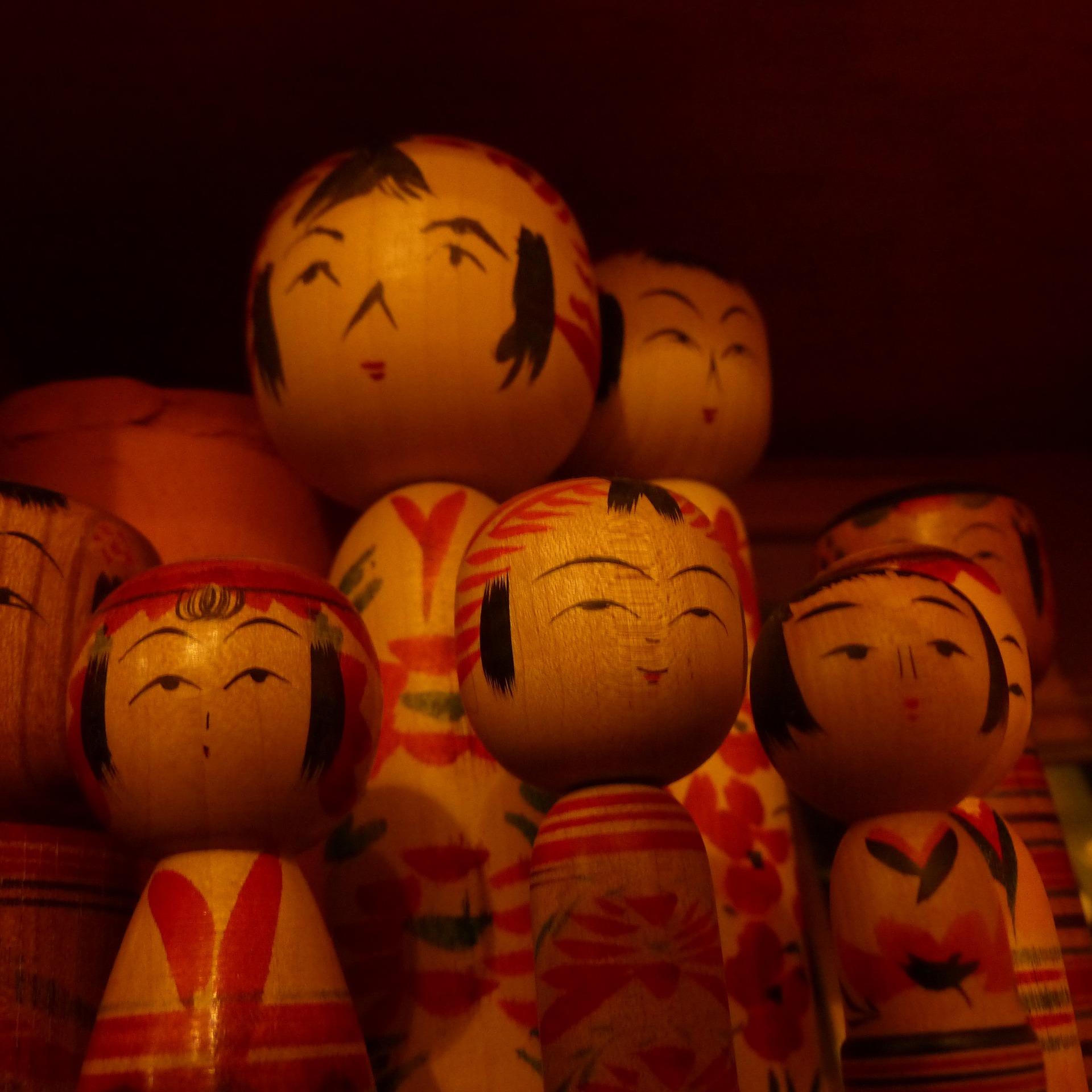 こけし人形